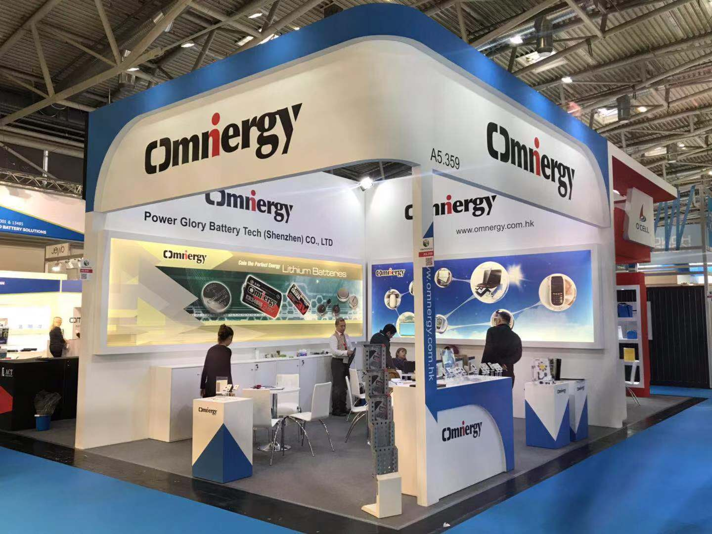 Lijia Technology unveiled at the 28th Munich Electronic Components Exhibition